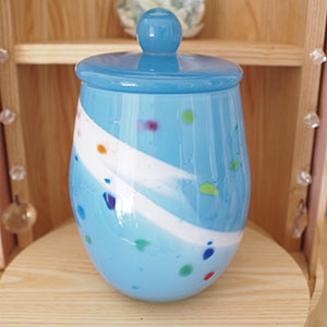 かわいい骨壺 子供の骨壺 赤ちゃんの骨壺 手元供養 通販 胎児の骨壺 小さな骨壺 おしゃれな骨壺