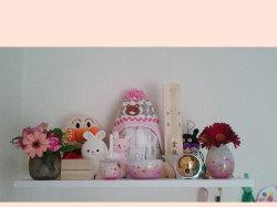 かわいい仏具セット かこいい仏具 赤ちゃん 水子供養 子供 手作り オーダー 小物 こども仏壇