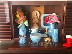 お客様からのお写真 オーダー仏具 かっこいい仏具 おしゃれな仏具 こども仏壇