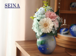 kawaiioihai かわいいおプリザーブドフラワー 赤ちゃんの仏花通販 子供の仏花 お花の仏花