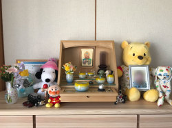かわいい仏具セット かこいい仏具 赤ちゃん 水子供養 子供 手作り オーダー 小物 骨壺カバー こども仏壇