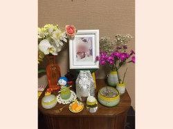 かわいい仏具 赤ちゃんの仏壇 かっこいい仏具 赤ちゃん 水子供養 子供 手作り オーダー 小物  制作事例 こども仏壇