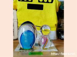 かわいい仏具セット ガラス仏具 仏壇 赤ちゃん 水子供養 子供 手作り オーダー 小物 手元供養 制作事例 通販