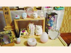 かわいい仏具 可愛い仏具 モダン仏具 子供の仏具 赤ちゃんの仏具 子供の仏壇 赤ちゃんの仏壇 仏具小物 手作り