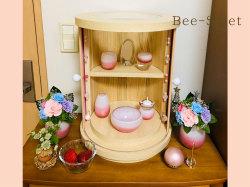 かわいい仏具 かわいい仏壇 こども仏壇 おしゃれ仏具 ガラス仏具 天使ママ 仏具小物 グリーフケア