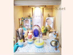 かわいい仏具 かわいい仏壇 仏具飾り方 こども仏具 赤ちゃん仏具 グリーフケア 仏具小物 天使ママ 仏具セット ガラス仏具
