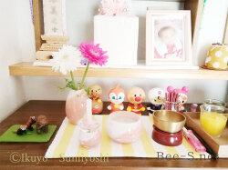 かわいい仏具 オーダー仏具 ガラス職人 仏具飾り方 こども仏具 赤ちゃん仏具 グリーフケア 仏具小物 天使ママ ガラス仏具