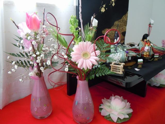 雛祭り ピンクの仏具